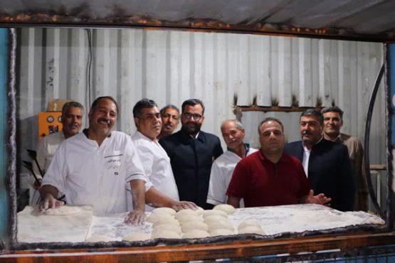میزبانی موکب خاتم الانبیاء رفسنجان از زائران امام رضا(ع) + عکس