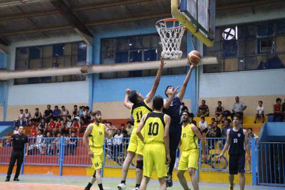 اختتامیه مسابقات لیگ بسکتبال تیم های پایه در رفسنجان برگزار شد / تصاویر