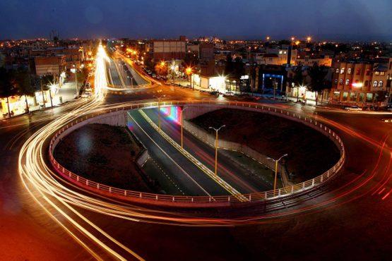 شهر رفسنجان در هفته ای که گذشت + عکس