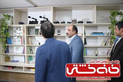 فرهنگسرای رسانه رفسنجان افتتاح شد