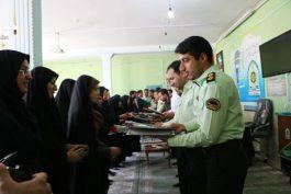 مرکز انتقال خون و نیروی انتظامی رفسنجان از خبرنگاران تقدیر کردند / عکس