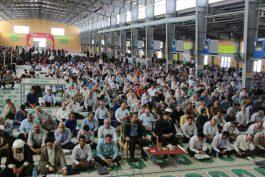 زمزمه دعای عرفه در شهر رفسنجان / گزارش تصویری