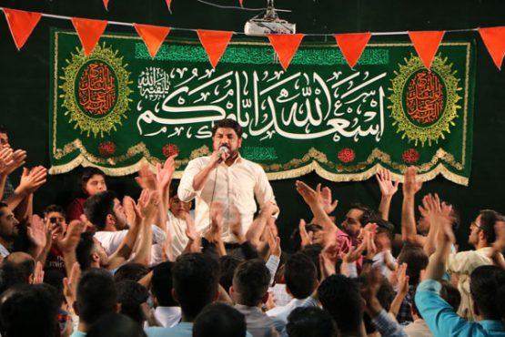 جشن بزرگ غدیر خم در حسینیه نخل برگزار شد