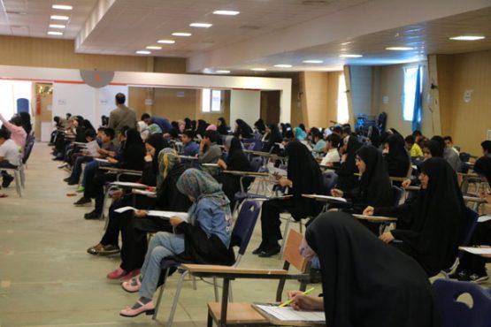 ششمین دوره مسابقه بزرگ حفظ قرآن ویژه دانش آموزان شهرستانهای رفسنجان و انار برگزار شد/ عکس