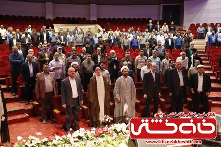 همایش هیئت های مذهبی استان کرمان به میزبانی رفسنجان برگزار شد/ عکس
