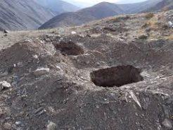دستگیری عاملان حفاری غیرمجاز در شهرستان رفسنجان