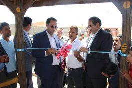 افتتاح ۱۳ طرح با اعتبار ۱۳ میلیارد در بخش فردوس رفسنجان / عکس