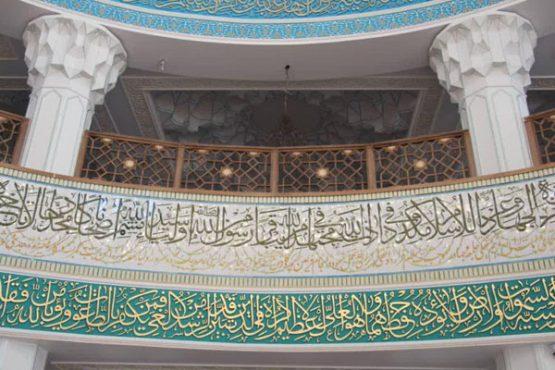 مسجد الزهرا نماد رفسنجان در دنیای اسلام