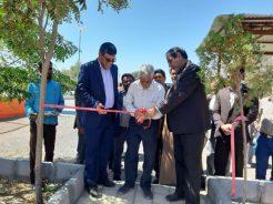افتتاح ۸ طرح در رفسنجان در دومین روز از هفته دولت / عکس