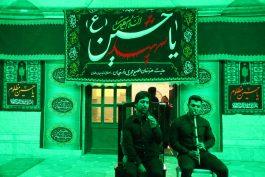 گزارش تصویری مراسم عزاداری شب دهم محرم ۹۸/ هیئت هنرمندان رفسنجان + تصاویر