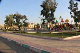 حال و هوای پارک های رفسنجان از زبان شهروندان