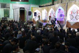 چهاردهمین یادواره شهدای کوی شهید جهاندیده در رفسنجان برگزار شد/ گزارش تصویری