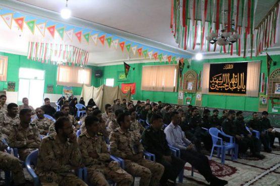 بزرگداشت مقام سرباز در رفسنجان برگزار شد/ عکس