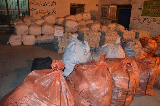 کشف کالای قاچاق به ارزش ۸ میلیارد ریال در رفسنجان