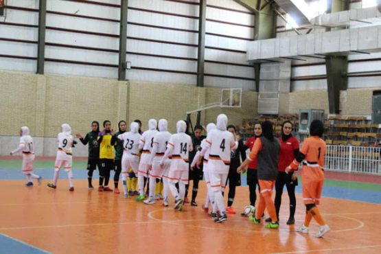 پیروزی شیرین فوتسال بانوان صنعت مس رفسنجان در خانه/ تصاویر