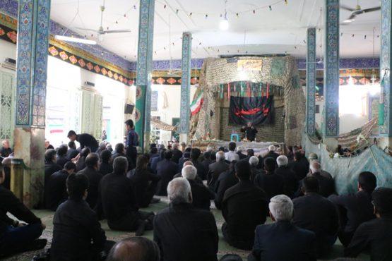 برگزاری یادواره شهدای کوی صاحب الزمان (عج) در رفسنجان به روایت تصویر