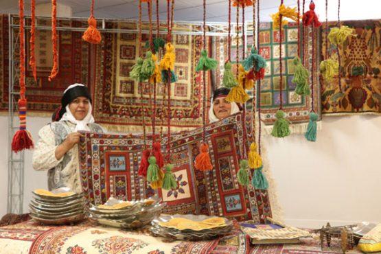 نمایشگاه توانمندی های روستاییان و عشایر استان در رفسنجان برپا شد/ تصاویر