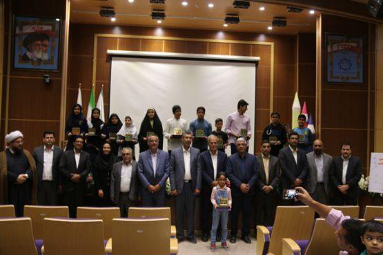 """آیین اختتامیه نخستین رویداد شهرى دانش آموزى """"رویاى من، شهر من"""" در رفسنجان برگزار شد/گزارش تصویری"""