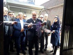پروژه آبیاری تحت فشار در رفسنجان با حضور معاون وزیر جهاد کشاورزی به بهره برداری رسید