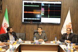 خطر وقوع زلزلهای آرام در رفسنجان/۷۰ دستگاه شتاب نگار در استان کرمان فعال است