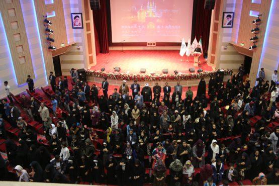 ویژه برنامه «بانوی بهشت» در رفسنجان برگزار شد /تصاویر