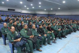 اولین گردهمایی پرسنل امور حراست و حفاظت فیزیکی مجتمع مس سرچشمه رفسنجان برگزار شد+عکس