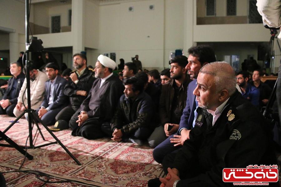 مراسم دومین سالگرد شهدای گمنام و شهدای دانشجو دانشگاه آزاد اسلامی واحد رفسنجان