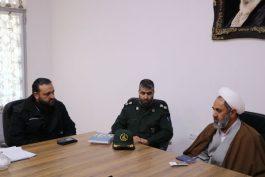 اولین حلقه صالحین کانون بسیج رسانه رفسنجان تشکیل شد/ عکس