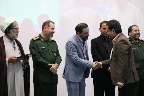 طلایه داران سازندگی استان کرمان میهمان شهر سرچشمه شدند/ تصاویر
