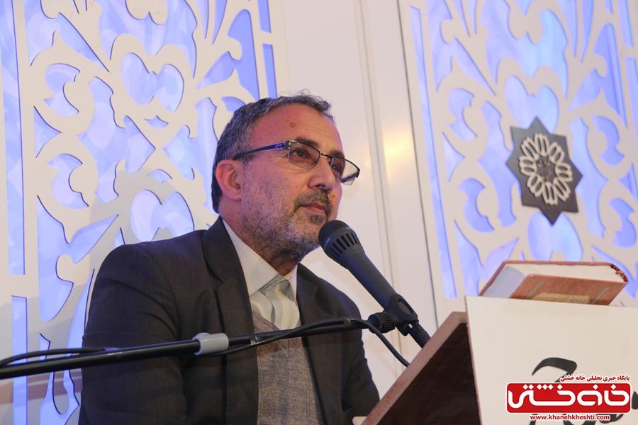 سلمه ای مدیرمجمع قاریان و حافظان شهرستان رفسنجان