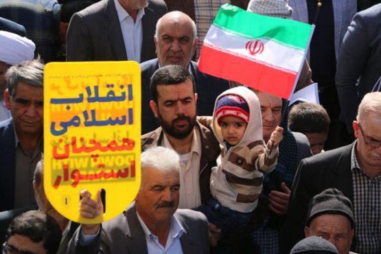 راهپیمایی ۲۲ بهمن در رفسنجان بصورت خودرویی و موتوری برگزار می شود
