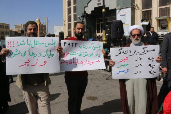 مردم رفسنجان از صلابت راهپیمایی یوم الله ۲۲ بهمن گفتند