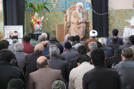 مراسم چهلم سردار سلیمانی در رفسنجان برگزار شد+تصاویر