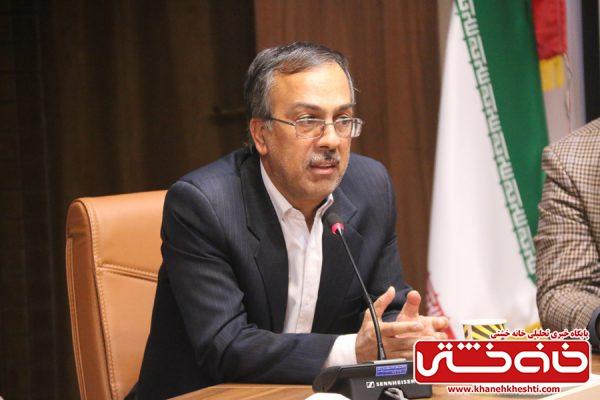 احمد جمالی زاده معاون بهداشتی دانشگاه علومپزشکی شهرستان رفسنجان