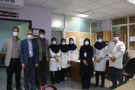 آمادگی کامل کادر درمانی رفسنجان برای مقابله با کرونا/تصاویر