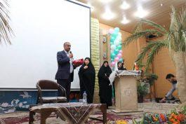 جشن میلاد حضرت فاطمه زهرا (س) در دبیرستان دخترانه هدی رفسنجان برگزار شد/تصاویر