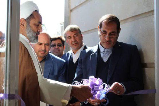 اولین دفتر خبری استان در رفسنجان راه اندازی شد/ عکس