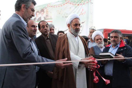 افتتاح ۷ طرح عمرانی شهرداری رفسنجان با اعتباری بالغ بر ۳۰ میلیارد / تصاویر