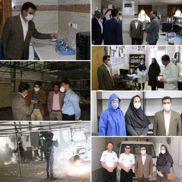 آزمایشگاه رفرانس کووید ۱۹ در رفسنجان در حال راه اندازی است