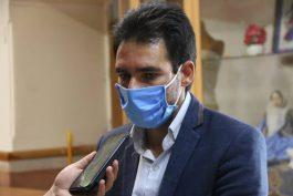 روزانه ۱۲۰۰ ماسک در کارگاه هنرستان مرتضوی رفسنجان تولید می شود