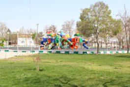 روز طبیعت در رفسنجان با کرونا/ تصاویر