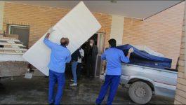 کمک ۲۲۰ میلیون ریالی خیرین برای تعمیر و بهسازی بیمارستانی در رفسنجان/ عکس