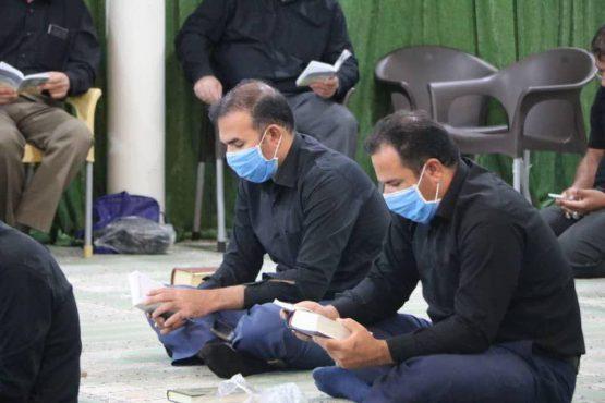 احیای شب بیست و یکم در مساجد رفسنجان