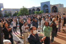 نماز عید سعید فطر در رفسنجان اقامه می شود