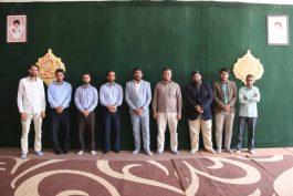هم افزایی و تشدید فعالیت های فرهنگی بسیج دانشجویی استان در راستای گام دوم انقلاب
