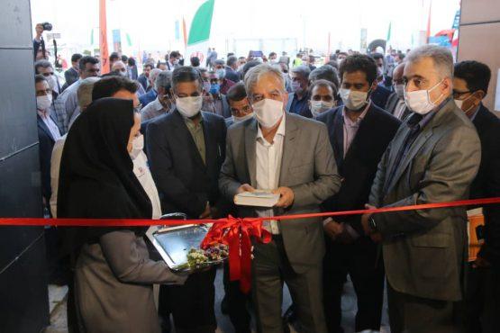 نمایشگاه بین المللی دستاوردهای معدن و ماشین آلات در کرمان افتتاح شد/ تصاویر