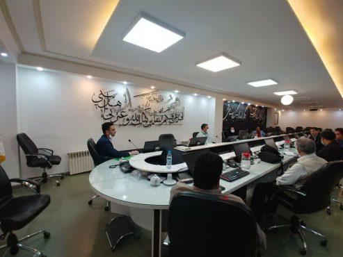 اولین نشست دوره جدید هیئت مدیره خانه مطبوعات برگزار شد