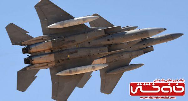 جنگندههای آمریکا آسمان منطقه را ناامن کرده اند