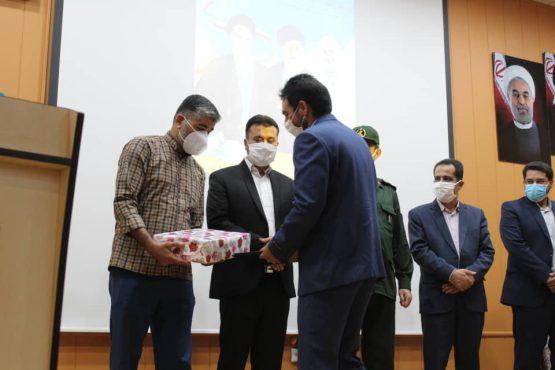 مسئول جدید بسیج دانشجویی رفسنجان معرفی شد + تصاویر