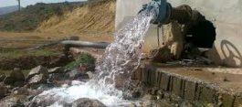 یک حلقه چاه به منابع تامین آب رفسنجان افزوده شد